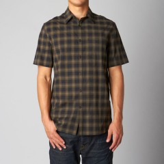 Chemise Fox Otto SS Woven Military