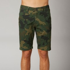 Short FOX Selecter Camo Green