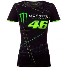 Tee Shirt VR46 Monza DTBC pour Femme