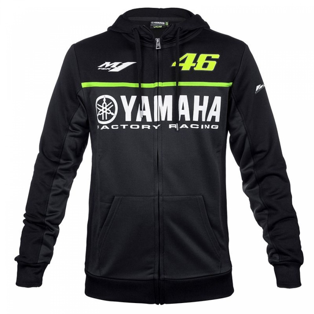 veste yamaha valentino rossi pour homme moto and co. Black Bedroom Furniture Sets. Home Design Ideas