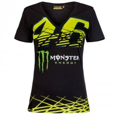 Tee Shirt valentino Rossi Monza Monster Femme