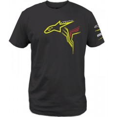 Tee shirt Alpinestars GP Plus Noir