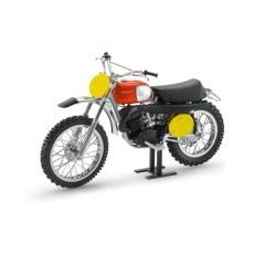 Maquette Moto Cross Husqvarna 400 1970