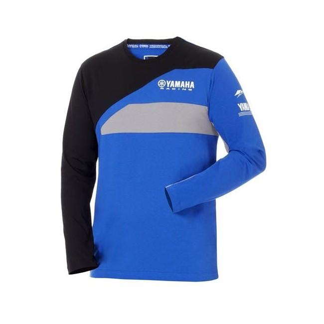 Tee Shirt Yamaha manches longues Paddock 2018