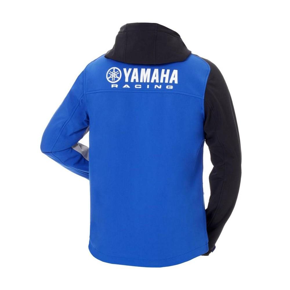 Veste softshell femme yamaha paddock noir 2016