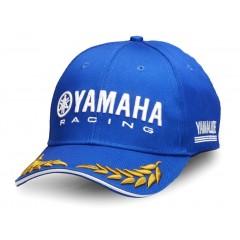 Casquette Yamaha 2018 Bleu Lauriers