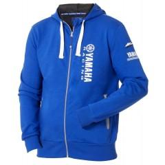 Sweat Yamaha Paddock Bleu 2018