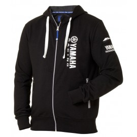 Sweat Yamaha Paddock Noir 2018