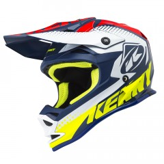 Casque Kenny Performance Navy / Rouge 2018