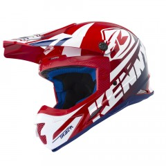 Casque Kenny Track Rouge 2018