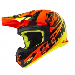 Casque Kenny Track Neon Orange 2018
