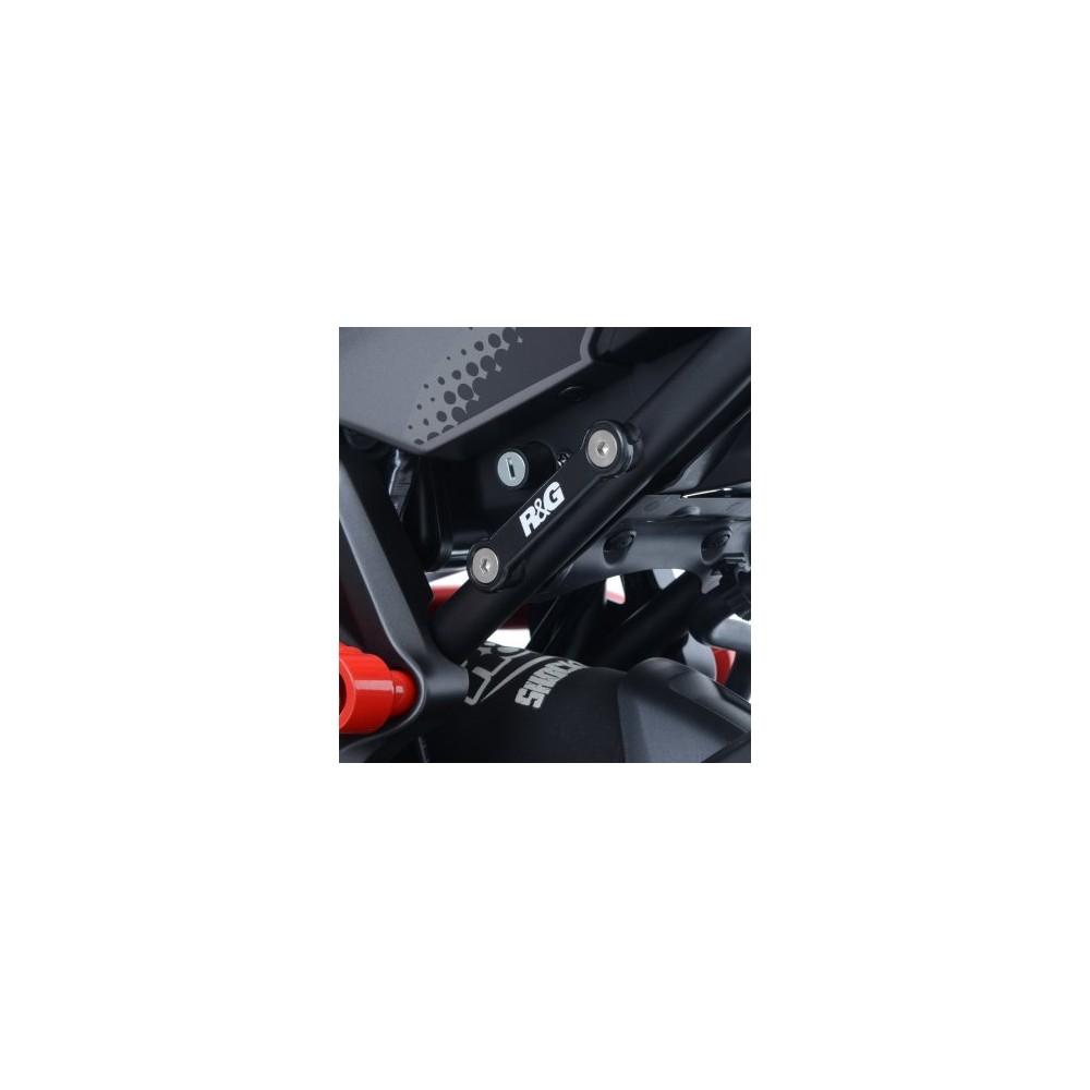 07 R Yamaha Mt Cache Orifice Repose Pieds Pour amp;g Racing H2YWD9EI