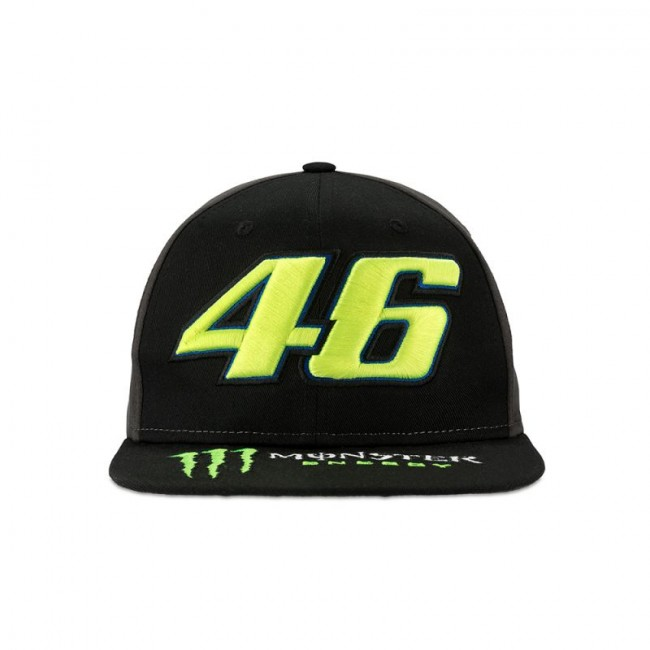 Casquette Replica Monster Black Valentino Rossi