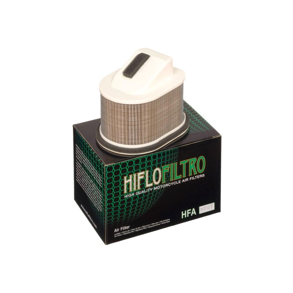 filtre air hiflofiltro kawasaki z750 moto and co. Black Bedroom Furniture Sets. Home Design Ideas