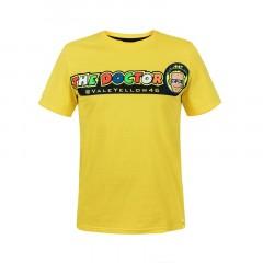 Tee Shirt Cupolino jaune VR46