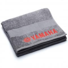 Serviette de bain grise Yamaha