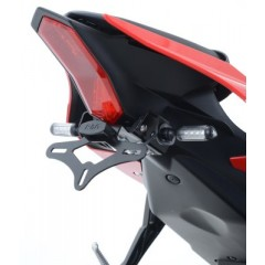 Support de plaque noir R&G RACING Yamaha YZF-R1