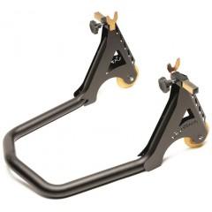 """Béquille arrière LIGHTECH support """"V"""" 2 roues"""