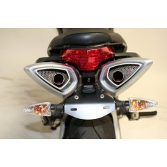 Support de plaque R&G Aprilia Shiver 750