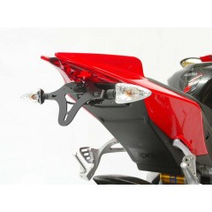 Support de plaque R&G Aprilia