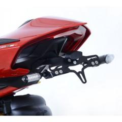 Support de plaque R&G Ducati Panigale V4
