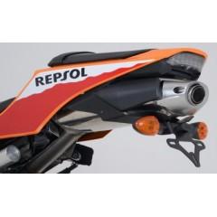 Support de plaque R&G Honda CBR 600RR
