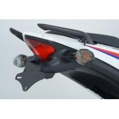 Support de plaque alu R&G Honda CBR500R/CB500F