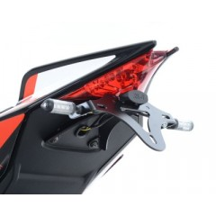 Support de plaque R&G Aprilia V4 Tuono
