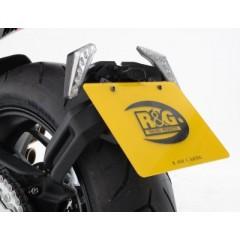 Support de plaque R&G Mv Agusta 800 Rivale