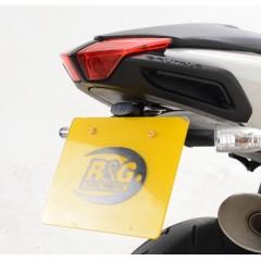 Support de plaque R&G MV Agusta Brutale 1090