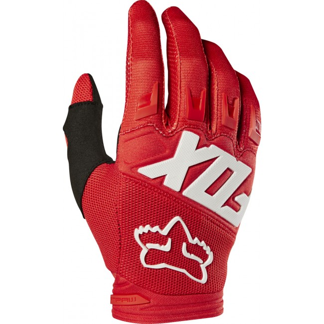 Gants FOX Dirtpaw Rouge 2019