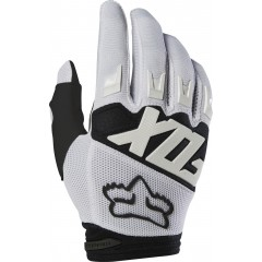 Gants FOX Dirtpaw Blanc 2019