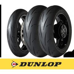 Pack Pneu Dunlop Piste - 190E x2
