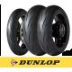 Pack Pneu Dunlop Piste - 200E x2