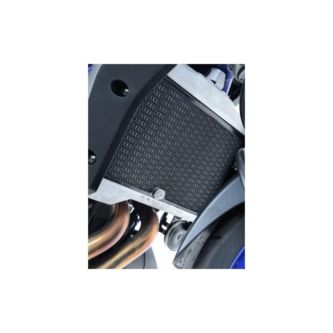 Noire R Radiateur 07 Protection De Yamaha amp;g Mt CrdthQsx
