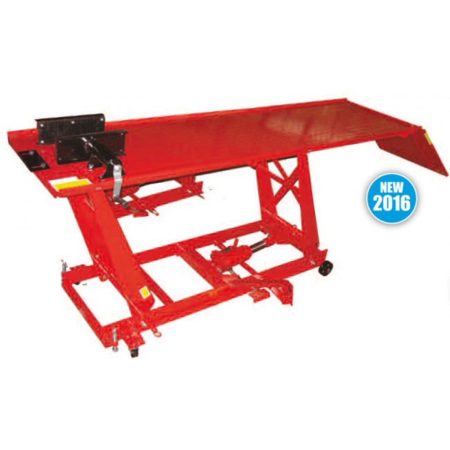 Table élevatrice moto 450kg