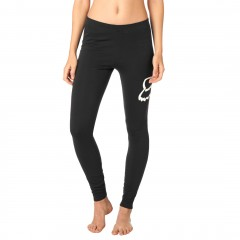 Legging Fox Enduration Noir / Blanc