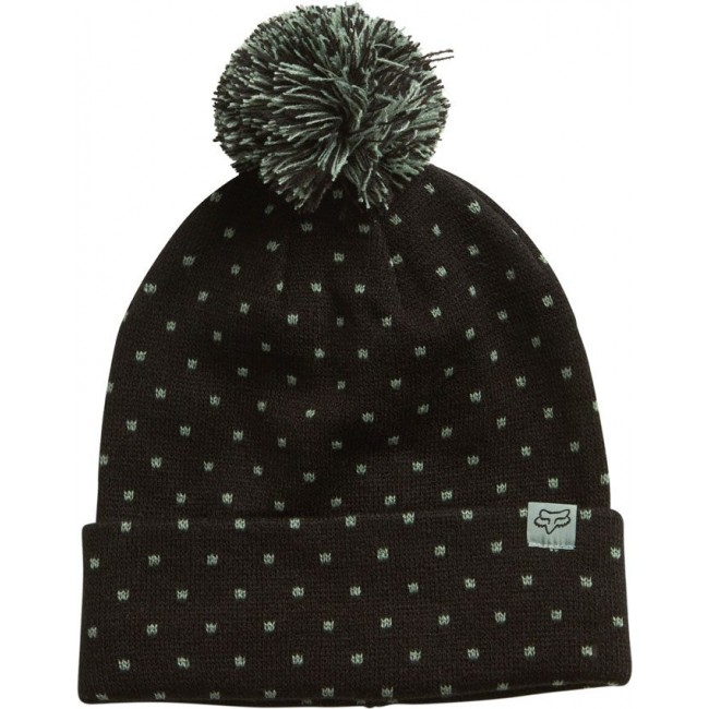 Bonnet FOX SNOW BUNNY Noir