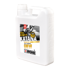 FULL POWER KATANA 5W40 - 4 Litres