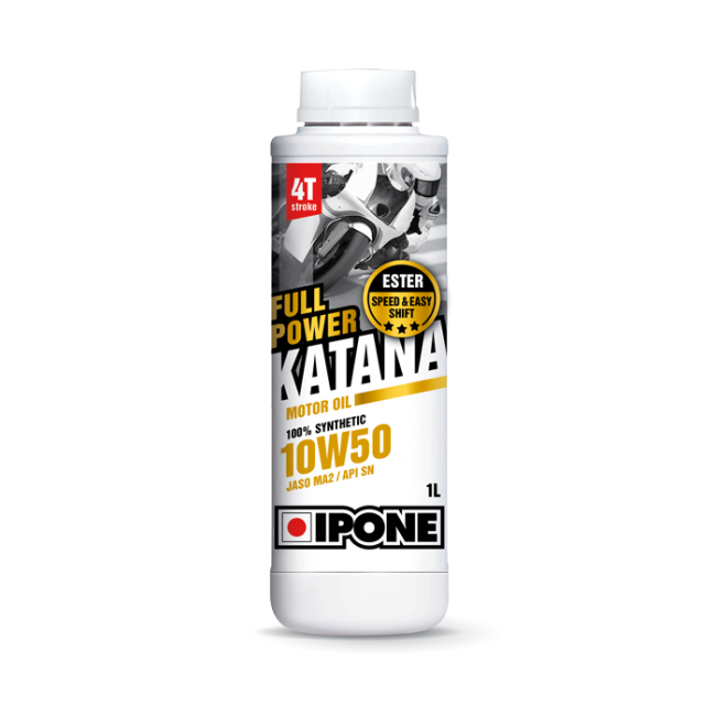 FULL POWER KATANA 10W50 - 1 Litres