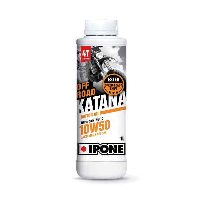 KATANA OFF ROAD 10W50 - 1 Litre