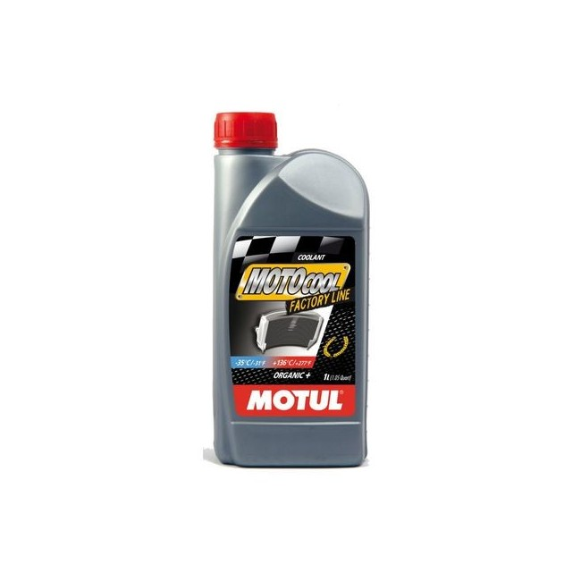 Liquide de refroidissement Motocool Factory Line Motul