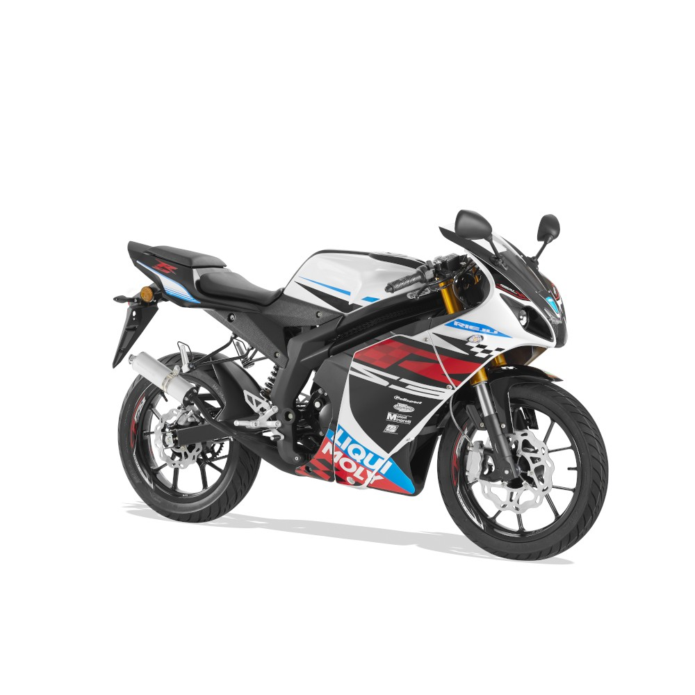 Moto Moto Roadster 50cc RIEJU RS3 Naked Neuve / Ex