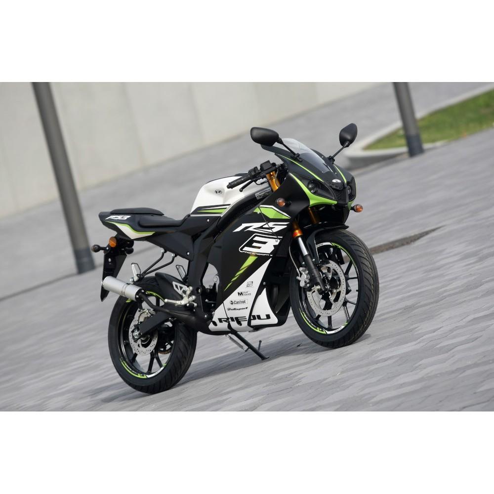 Moto Rieju RS3 NAKED 50 - Moto And Co Beauvais