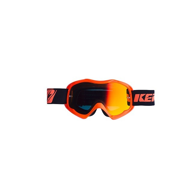 Lunettes MX Kenny Performance Orange Fluo