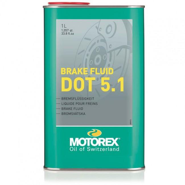 MOTOREX BRAKE DOT 5.1 - 1 litre