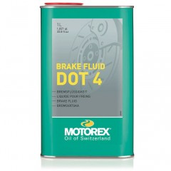 MOTOREX BRAKE DOT 4 - 1 litre
