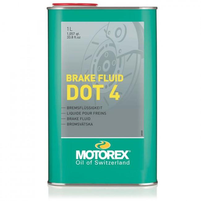 MOTOREX BRAKE DOT 4 - 1 litre
