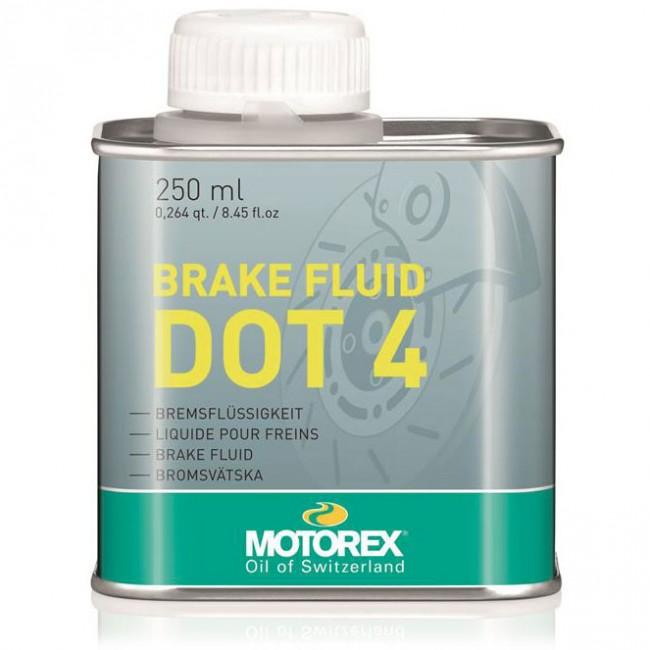MOTOREX BRAKE DOT 4 - 250 ml