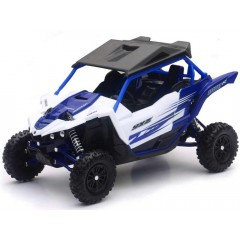 Maquette SSV Yamaha YXZ1000 R Bleu